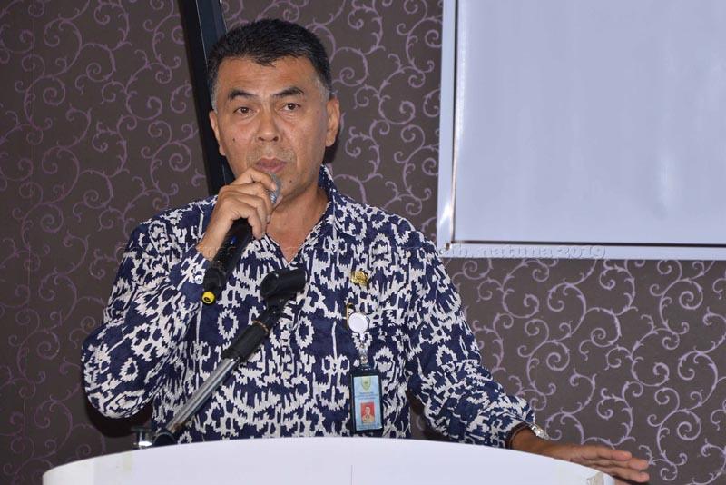 Sekda Natuna Buka Konsultasi Publik Amdal Ruas Jalan Nasional